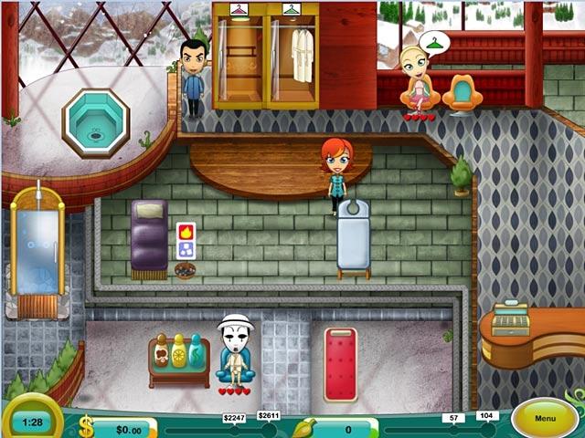 Spa Mania 2 Screenshot