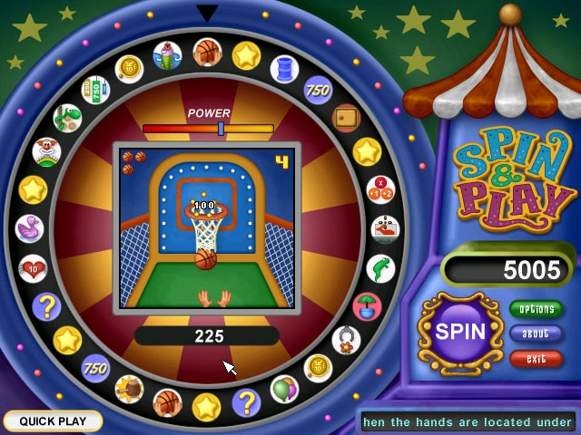 Spin and Play Screenshot