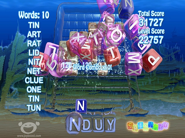Spinword Screenshot