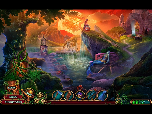 Spirit Legends: The Forest Wraith Collector's Edition Screenshot