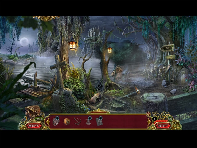 Spirit of Revenge: Elizabeth's Secret Collector's Edition Screenshot