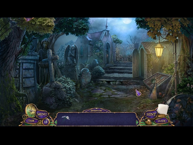 Spirit of Revenge: Unrecognized Master Collector's Edition Screenshot