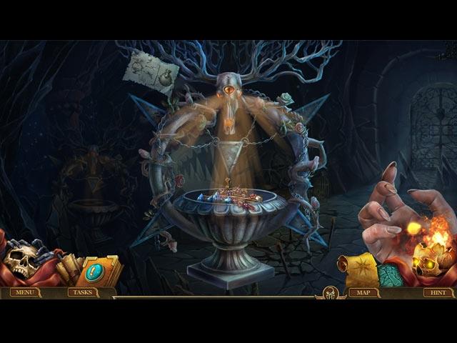 Spirits of Mystery: The Last Fire Queen Screenshot
