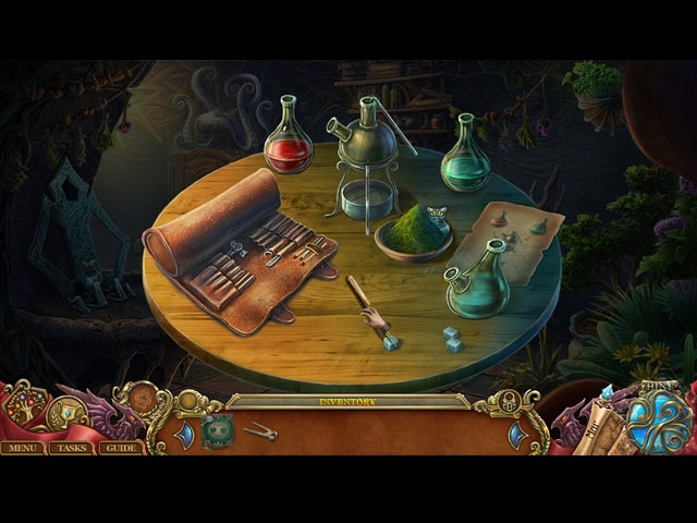 Spirits of Mystery: The Lost Queen Collector's Edition Screenshot