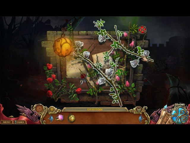 Spirits of Mystery: The Lost Queen Screenshot