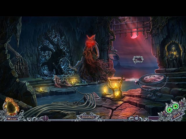 Spirits of Mystery: The Moon Crystal Screenshot