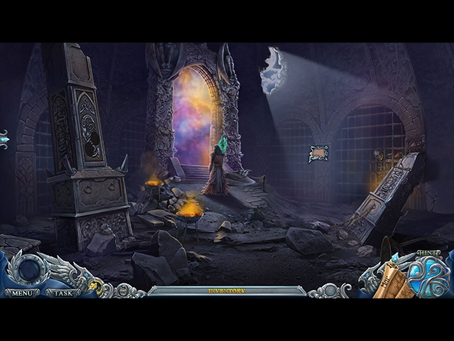 Spirits of Mystery: Whisper of the Past Collector's Edition Screenshot