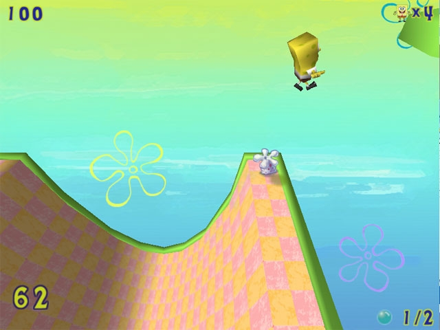 SpongeBob SquarePants Obstacle Odyssey Screenshot
