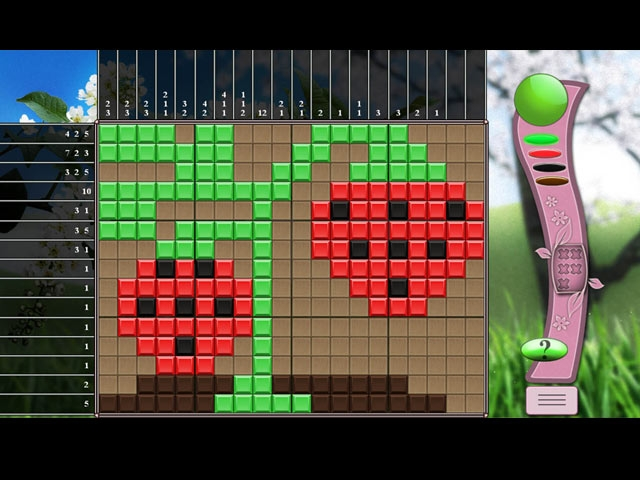 Spring Mosaics Screenshot