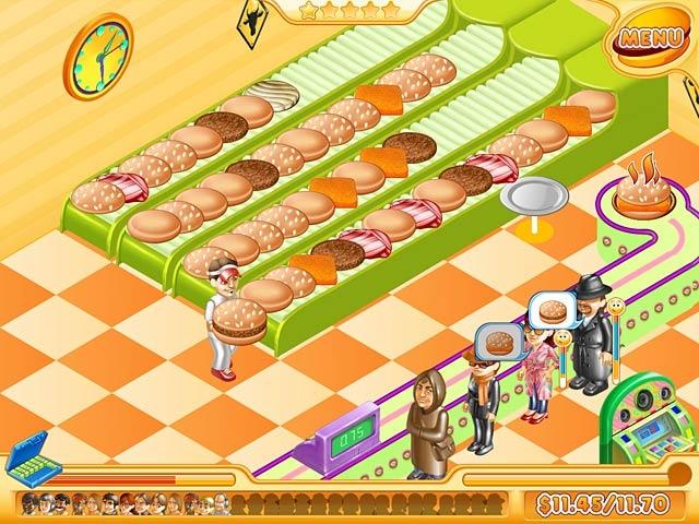 Stand O' Food 2 Screenshot