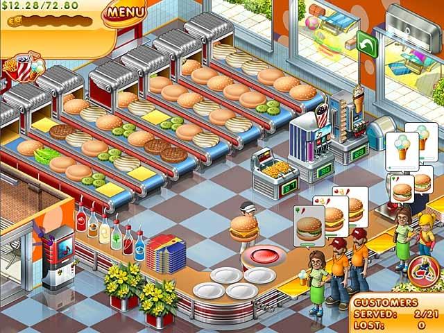 Stand O'Food 3 Screenshot
