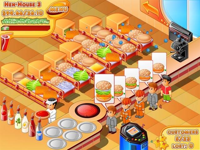 Stand O'Food Screenshot