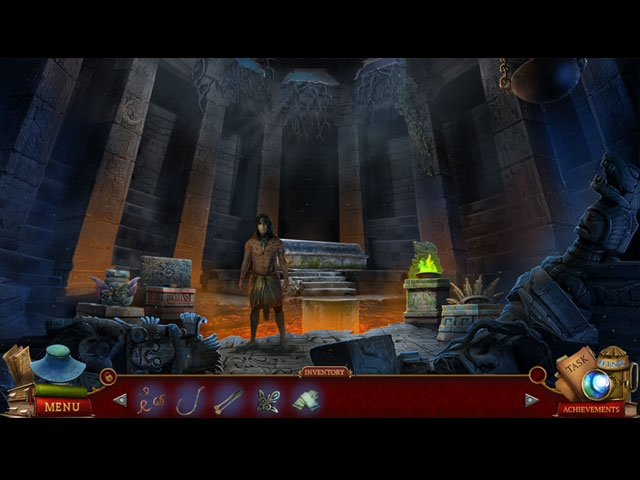 Stranded Dreamscapes: Deadly Moonlight Collector's Edition Screenshot