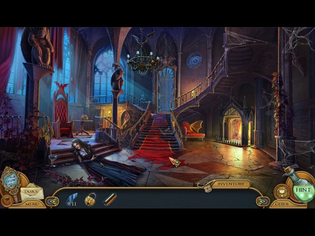 Stranded Dreamscapes: The Doppelganger Collector's Edition Screenshot