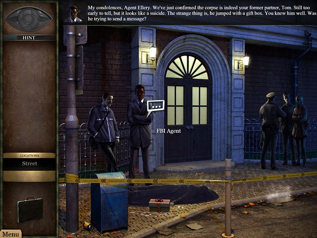 Strange Cases: The Lighthouse Mystery Collector's Edition Screenshot
