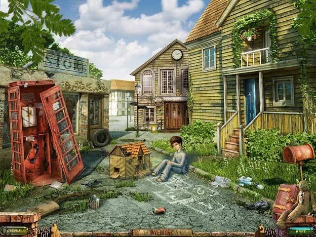 Stray Souls: Dollhouse Story Screenshot