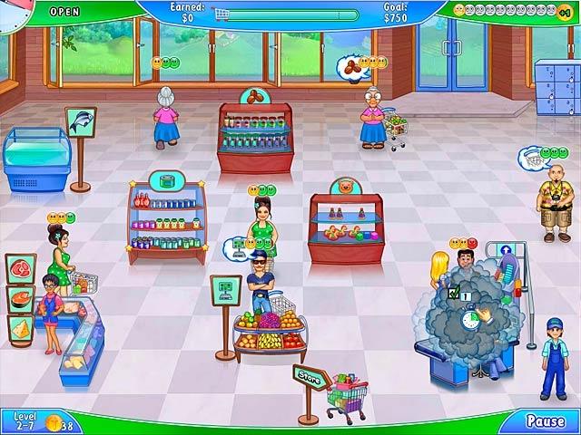 Supermarket Management 2 Screenshot