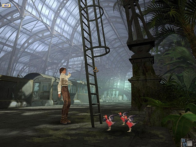Syberia - Part 2 Screenshot