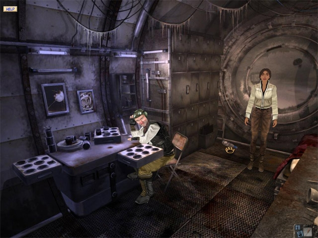 Syberia - Part 3 Screenshot