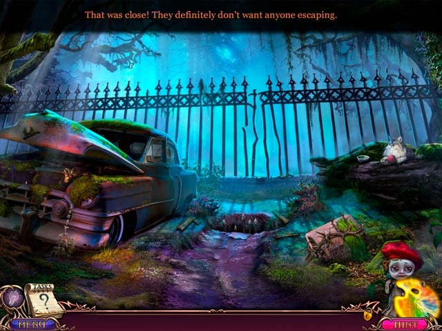 Tales of Terror: Art of Horror Screenshot