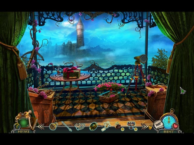 Tales of Terror: Estate of the Heart Collector's Edition Screenshot