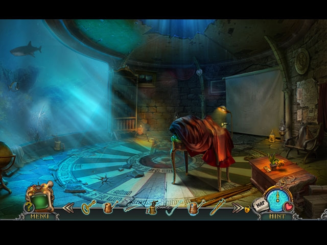 Tales of Terror: Estate of the Heart Screenshot