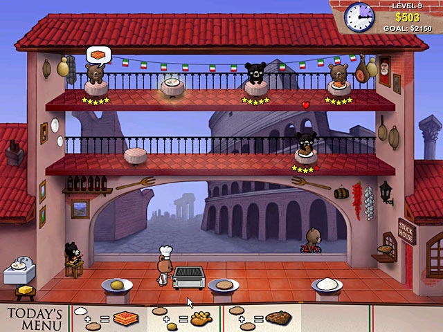 Teddy Tavern: A Culinary Adventure Screenshot