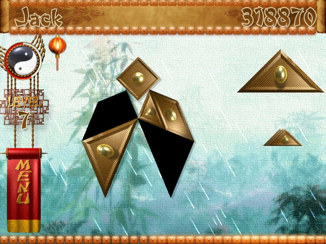 Temple of Tangram Screenshot