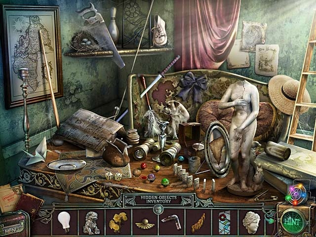 The Agency of Anomalies: Cinderstone Orphanage Collector's Edition Screenshot