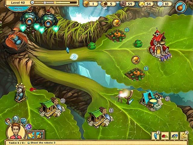 The Beardless Wizard Screenshot