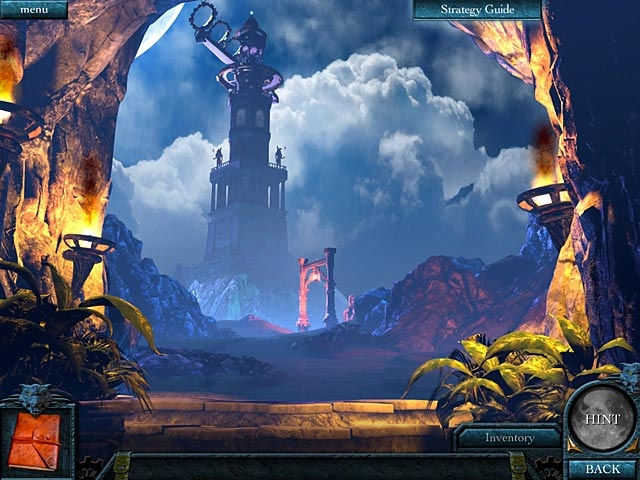 The Beast of Lycan Isle Collector's Edition Screenshot