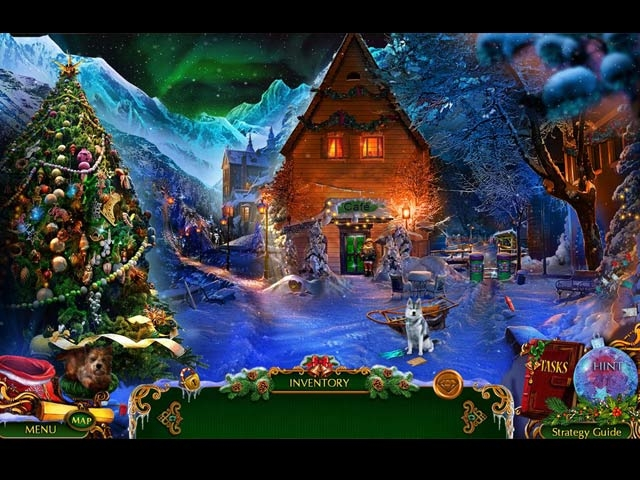 The Christmas Spirit: Trouble in Oz Collector's Edition Screenshot