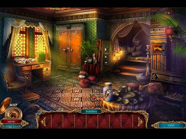 The Curio Society: Eclipse Over Mesina Collector's Edition Screenshot