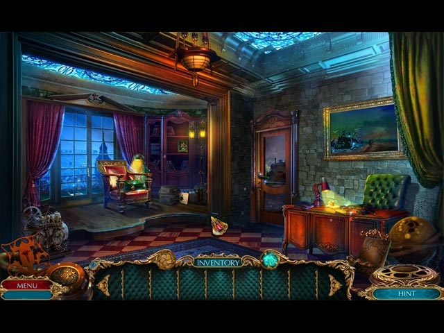 The Curio Society: New Order Screenshot