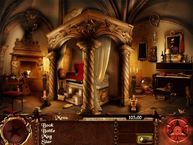 The Dracula Files Screenshot