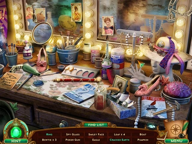 The Emerald Maiden: Symphony of Dreams Collector's Edition Screenshot