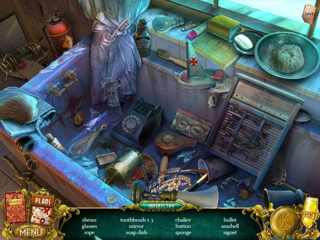 The Great Gatsby: Secret Treasure Screenshot
