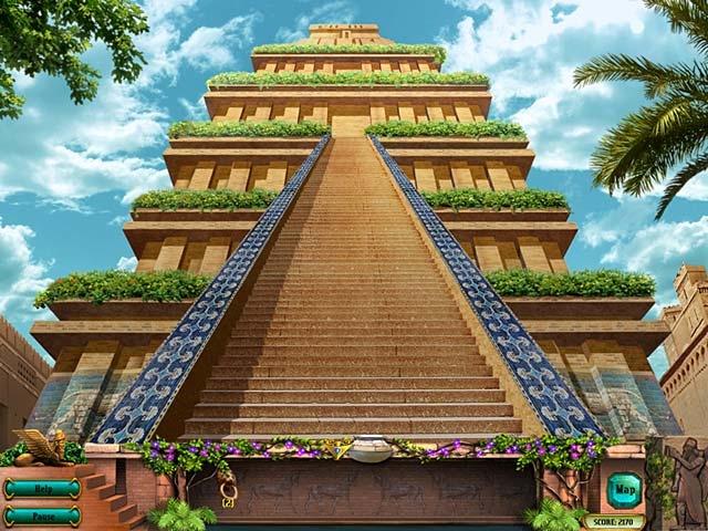 Hanging Gardens of Babylon Screenshot