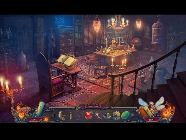 The Keeper of Antiques: The Imaginary World Collector's Edition Screenshot