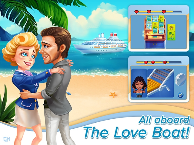 The Love Boat: Second Chances Collector's Edition Screenshot