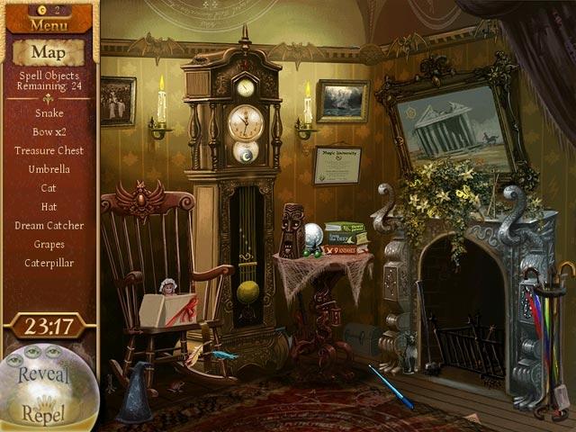 The Magicians Handbook - Cursed Valley Screenshot