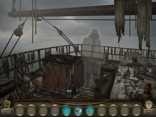 The Mystery of the Mary Celeste Screenshot