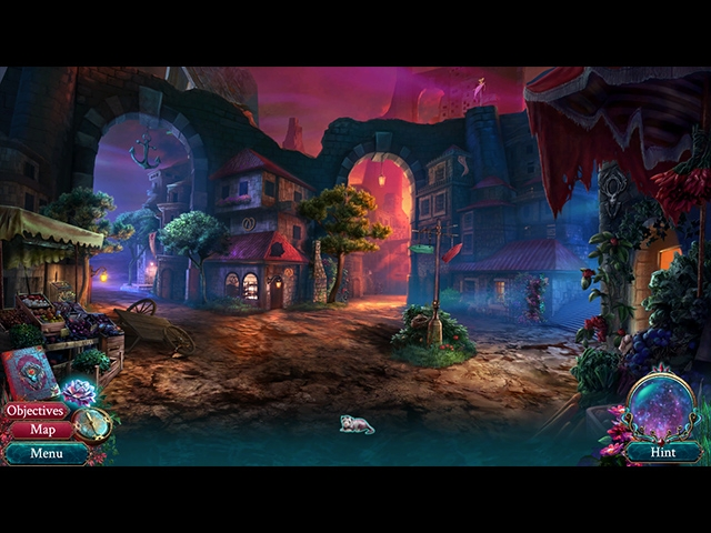 The Myth Seekers 2: The Sunken City Collector's Edition Screenshot