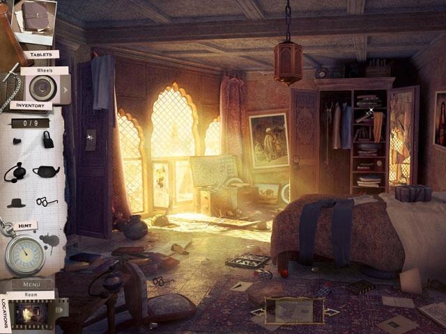 The Secret Legacy: A Kate Brooks Adventure Screenshot