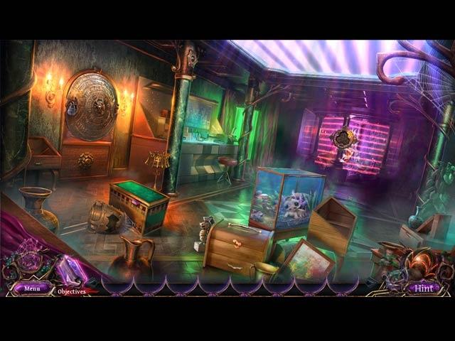 The Secret Order: Shadow Breach Screenshot