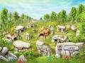 The Timebuilders: Caveman's Prophecy, screenshot #1