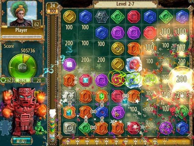 The Treasures of Montezuma 2 Screenshot