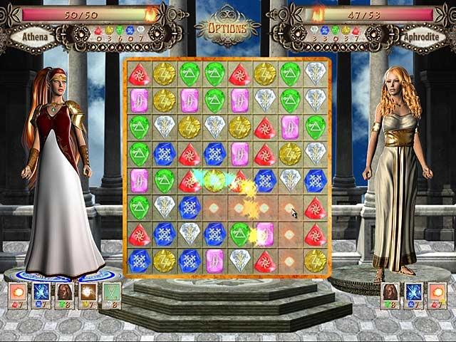 Throne of Olympus Screenshot