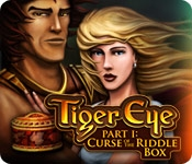 Tiger Eye - Part I: Curse of the Riddle Box
