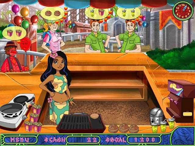 Tikibar Screenshot